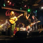 Antones with Mandy Rowden & Kevin Mckinney